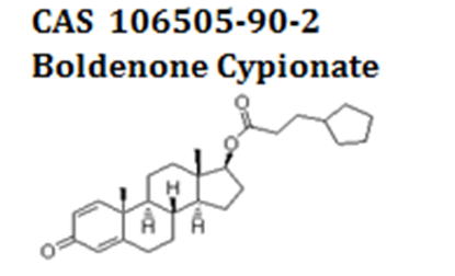 Boldenone Cypionate powder CAS 106505-90-2