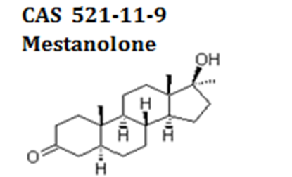 Mestanolone powder cas 521-11-9