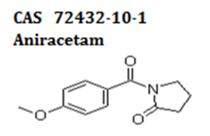 aniracetam powder cas 72432-10-1