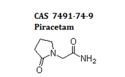 piracetam powder cas 7491-74-9