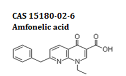 Amfonelic acid powder cas 15180-02-6