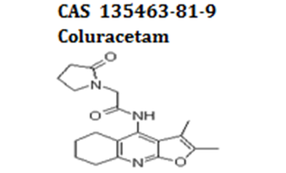 Coluracetam Powder CAS 135463-81-9